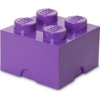 LEGO Friends úložný box 250x252x181 mm - Fialová 2