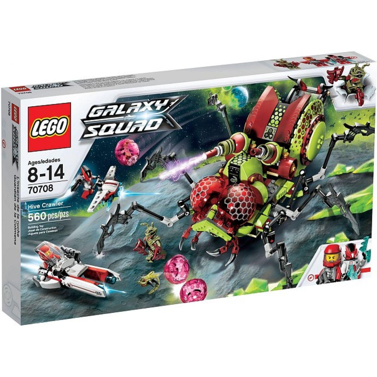 LEGO Galaxy Squad 70708 Žihadloborec