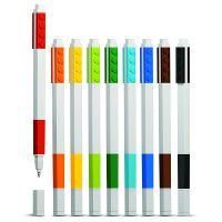 LEGO Gelová pera Mix barev 9 ks