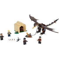 LEGO Harry Potter TM 75946 Maďarský trnoocasý drak: Turnaj tří kouzelníků 3