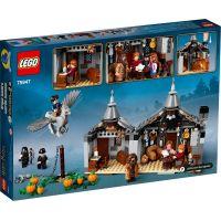 LEGO Harry Potter TM 75947 Hagridova bouda: Záchrana Klofana 5
