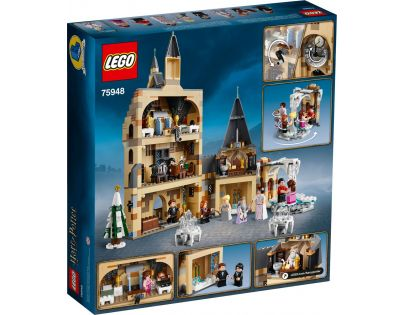 LEGO Harry Potter TM 75948 Hodinová věž v Bradavicích