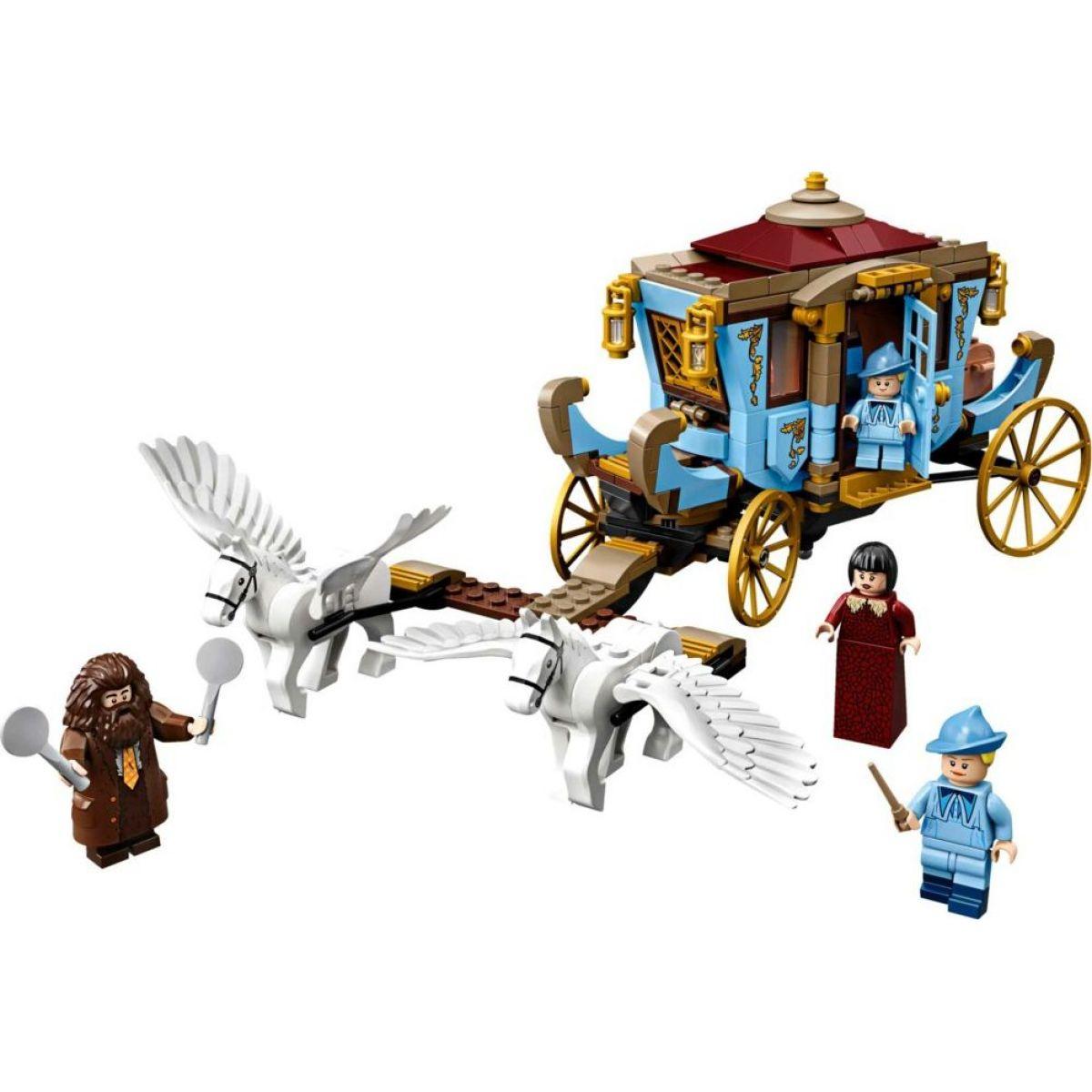 LEGO Harry Potter ™ 75958 Kočár z Krásnohůlek: Příjezd do Bradavic