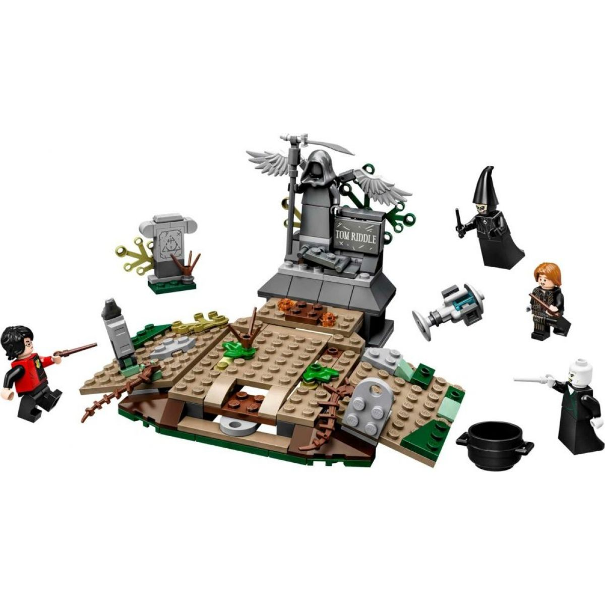 LEGO Harry Potter ™ 75965 Voldemortův návrat™