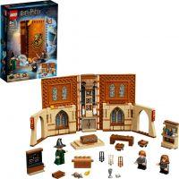 LEGO® Harry Potter ™ 76382 Kouzelné momenty z Bradavic: Hodina přeměňování