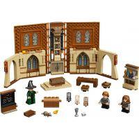 LEGO Harry Potter ™ 76382 Kouzelné momenty z Bradavic: Hodina přeměňování