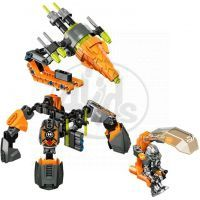LEGO Hero Factory 44025 - Razicí stroj BULK 3