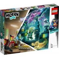 LEGO Hidden Side 70418 J. B. a jeho laboratoř plná duchů