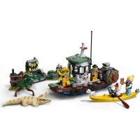LEGO Hidden Side 70419 Stará rybářska bárka