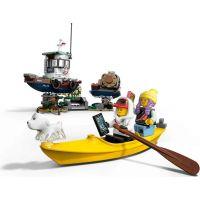 LEGO Hidden Side 70419 Stará rybářska bárka 6