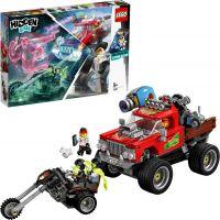 LEGO Hidden Side 70421 El Fuegův náklaďák