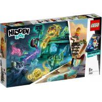 LEGO Hidden Side 70422 Útok na stánek s krevetami