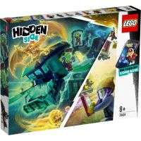 LEGO Hidden Side 70424 Vlak duchů