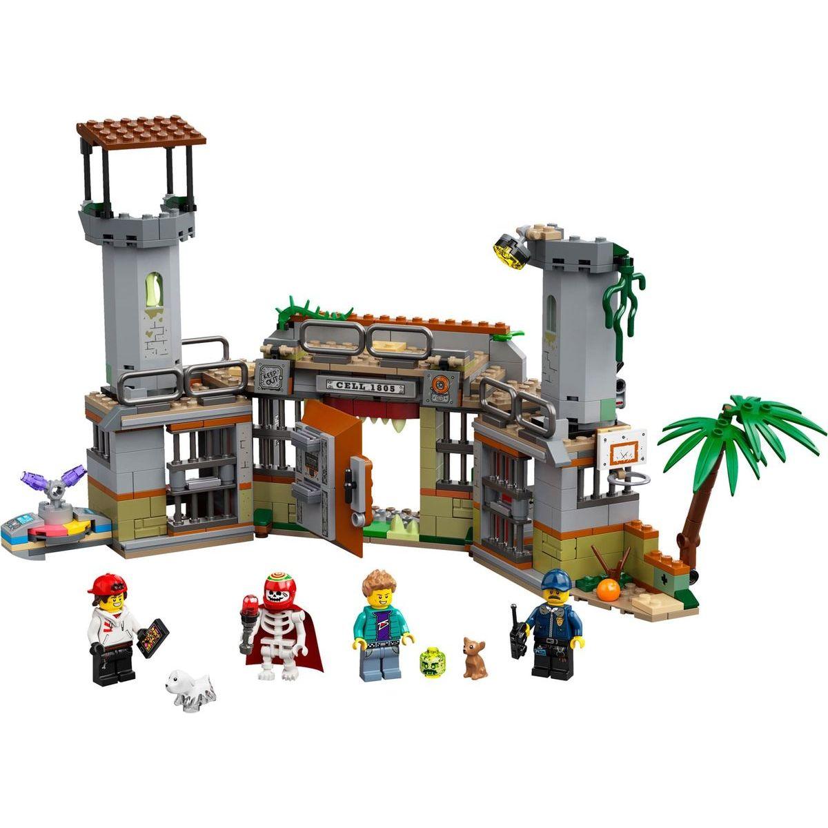 LEGO Hidden Side 70435 Opuštěná věznice v Newbury