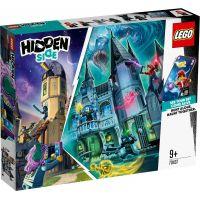 LEGO Hidden Side 70437 Tajemný hrad 2