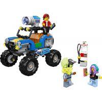 LEGO® Hiden Side 70428 Jack a plážová bugina