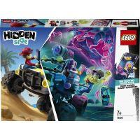 LEGO Hiden Side 70428 Jack a plážová bugina