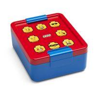 LEGO Iconic Boy box na svačinu červenomodrá