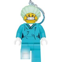 LEGO Iconic Chirurg svítící figurka