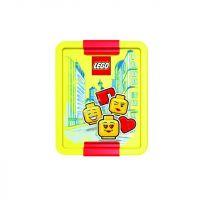 LEGO Iconic Girl box na svačinu žlutočervená