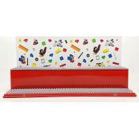 LEGO Iconic herní a sběratelská skříňka červená 2