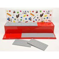 LEGO Iconic herní a sběratelská skříňka červená 3