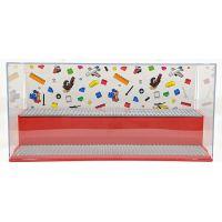 LEGO Iconic herní a sběratelská skříňka červená 6