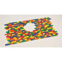 LEGO Iconic herní a sběratelská skříňka modrá 4