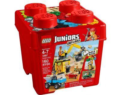 LEGO Juniors 10667 Stavba
