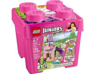 LEGO Juniors 10668 Princeznin hrad na hraní