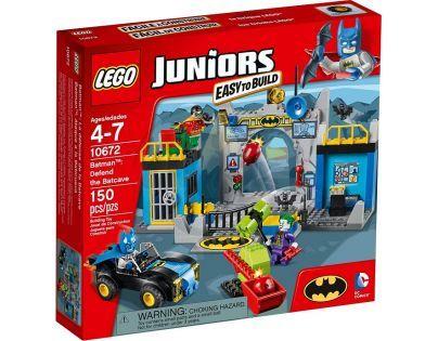 LEGO Juniors 10672 - Batman™: Obrana Betcave