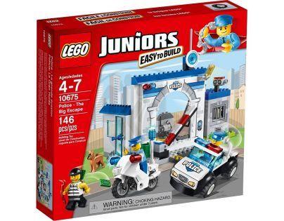 LEGO Juniors 10675 - Policie - Velký únik