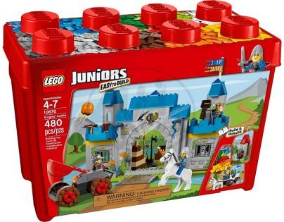 LEGO Juniors 10676 - Rytířský  hrad