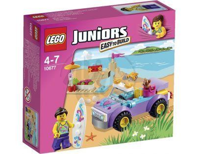 LEGO Juniors 10677 - Výlet na pláž