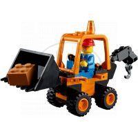 LEGO Juniors 10683 Náklaďák pro silničáře 4