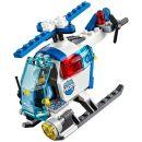 LEGO Juniors 10720 Pronásledování s policejní helikoptérou 3