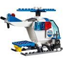 LEGO Juniors 10720 Pronásledování s policejní helikoptérou 4