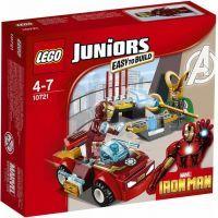 LEGO Juniors 10721 Iron Man vs. Loki