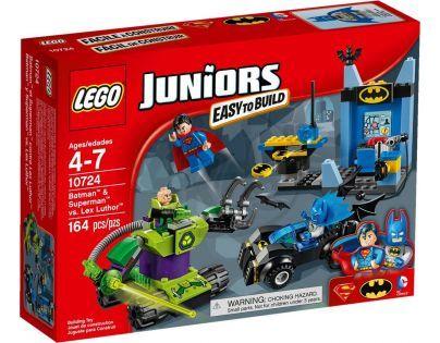 LEGO Juniors 10724 Batman & Superman versus Lex Luthor