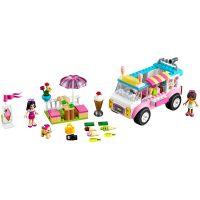 LEGO Juniors 10727 Emma a zmrzlinářská dodávka 2