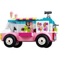 LEGO Juniors 10727 Emma a zmrzlinářská dodávka 4