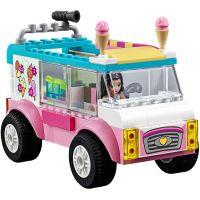 LEGO Juniors 10727 Emma a zmrzlinářská dodávka 5