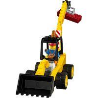 LEGO Juniors 10734 Demoliční práce na staveništi 5