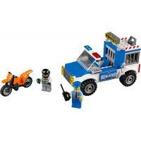 LEGO Juniors 10735 Honička s policejní dodávkou 2