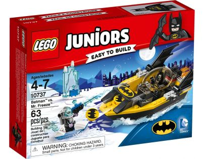 LEGO Juniors 10737 Batman vs. Mr. Freeze