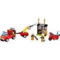 LEGO Juniors 10740 Kufřík hasičské hlídky 2
