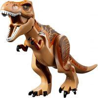 LEGO Juniors 10758 Jurassic World Útěk T. Rexe 3