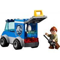 LEGO Juniors 10758 Jurassic World Útěk T. Rexe 4
