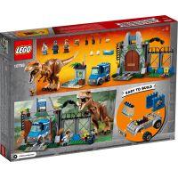 LEGO Juniors 10758 Jurassic World Útěk T. Rexe 5