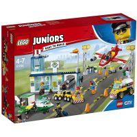 LEGO Juniors 10764 Hlavní městské letiště - Poškozený obal